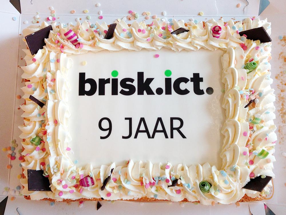 Brisk ICT 9 jaar