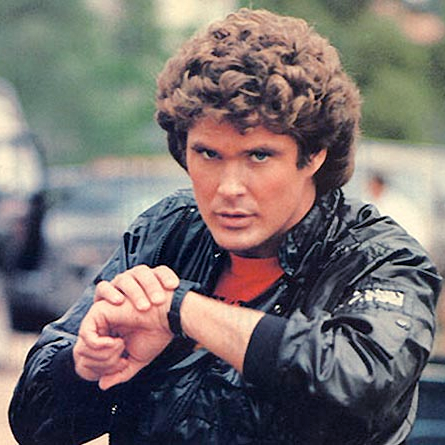 Michael Knight Apple Watch Brisk ICT