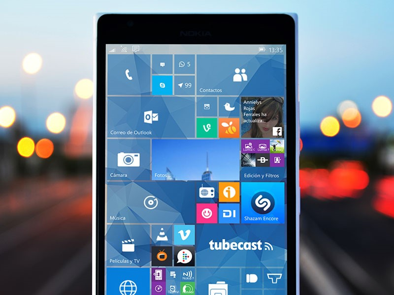 Brisk ict Marktaandeel Windows 10 Mobile gestegen