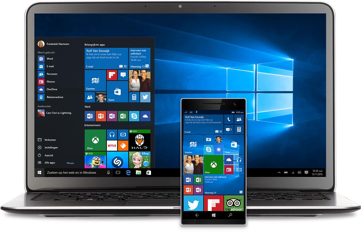 Brisk ICT Groningen Windows 10 wel of niet updaten