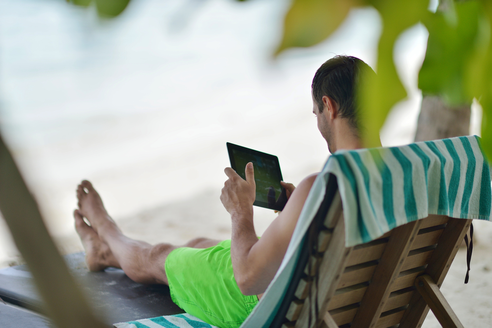 Brisk ICT ICT-checklist vakantie